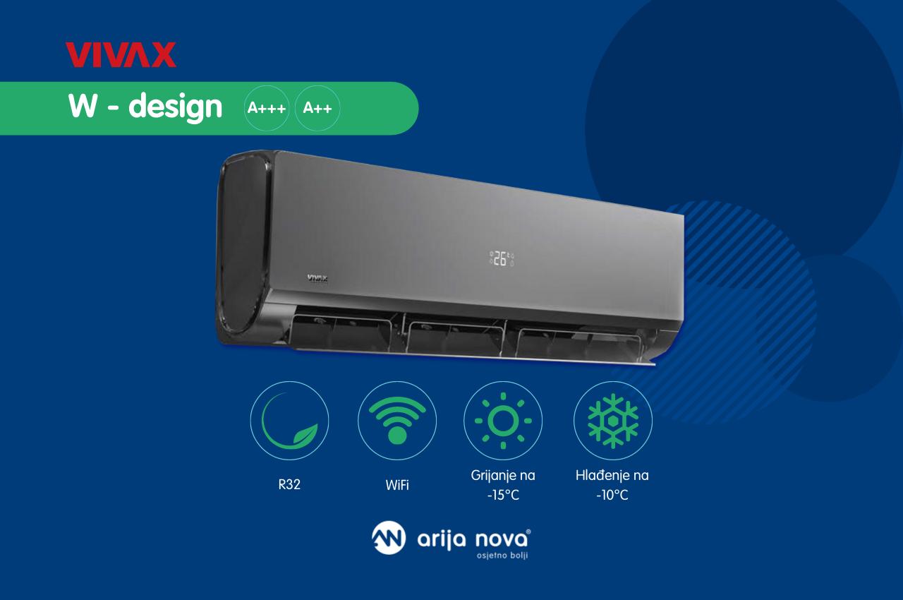vivax w design